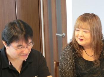 宮内さん、いい笑顔なんですよねぇ。優しそう。